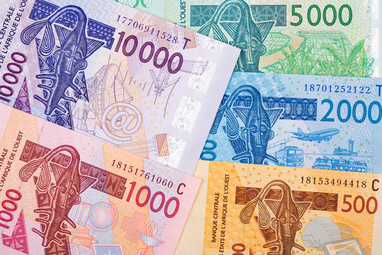 West African money, a business background
