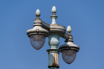 Old style Lamp Post