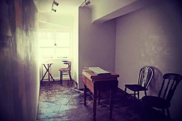 古い部屋、ギャラリー