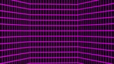 Vertical green retro-futuristic 80s synthwave grid background
