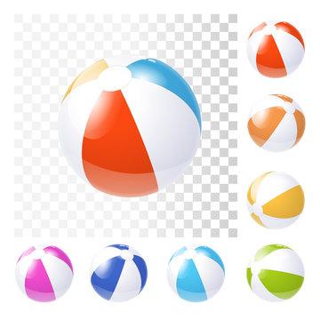 nflatable Beach Balls