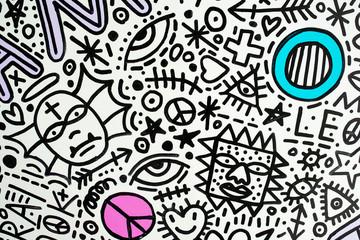 texture background pattern symbols