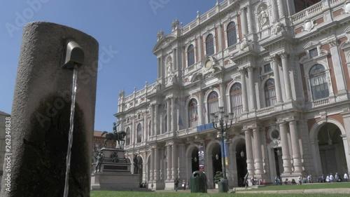 Museo Nazionale Del Risorgimento Italiano.Museo Nazionale Del Risorgimento Italiano And Carlo Alberto Monument