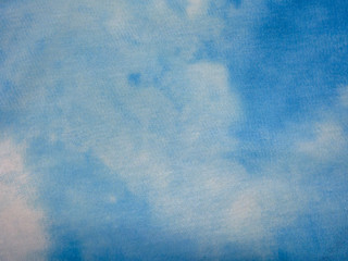 Textile fabric polyester and cotton fabric Background