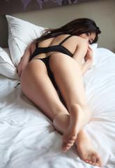 Beautiful body of woman. asian sexy underwear girl lady japanese style.
