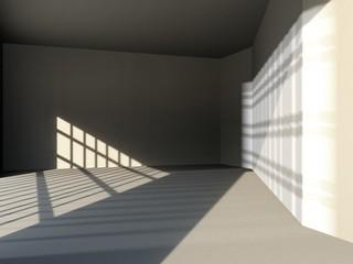 Keuken foto achterwand Trappen staircase in modern building