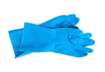 These gloves will protect your hands from bleach