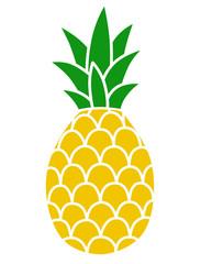 パイナップルのアイコン