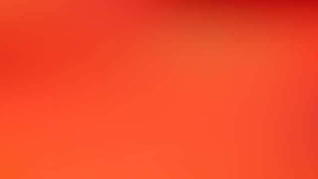 Red and Orange Blur Background Vector Graphic