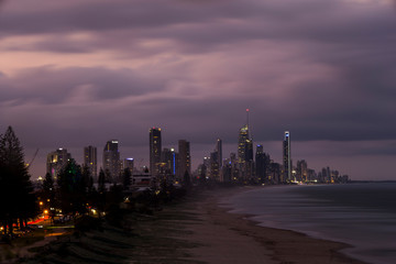 Gold Coast is one of travel destination in Australia