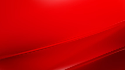 Wall Mural - Abstract Red Diagonal Shiny Lines Background