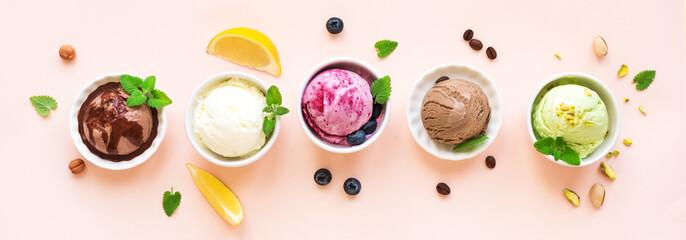 Ice Cream Assortment