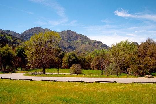 Malibu Creek State Park in California - travel photography