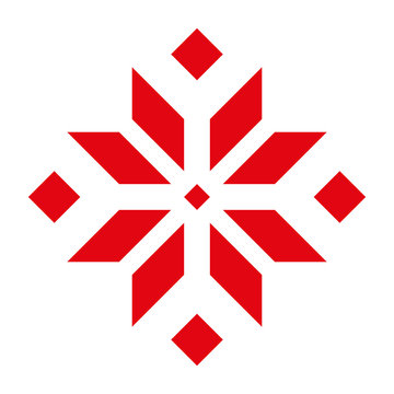 Early slavic symbols. Fire.