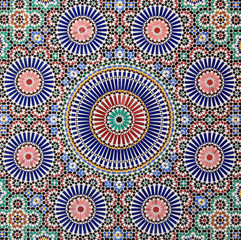 Moroccan Tiles. Marrakech