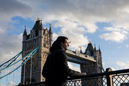 Man in London