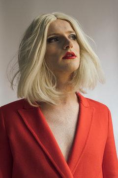 Portrait Of The Gender Fluid Miss Chanel - 08