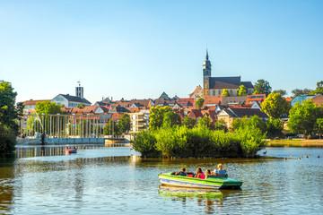 Böblingen, Stadtgarten See