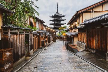 Photo sur Aluminium Kyoto (Multiple Values)