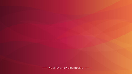 Abstract background with smooth lines, template for your arts