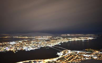 Tromsoe in Norwegen