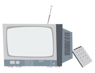 90s tv set