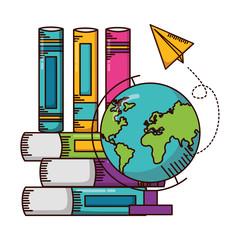 globe books school supplies