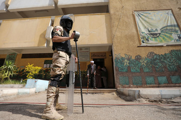 Egypt holds referendum on draft constitutional amendments