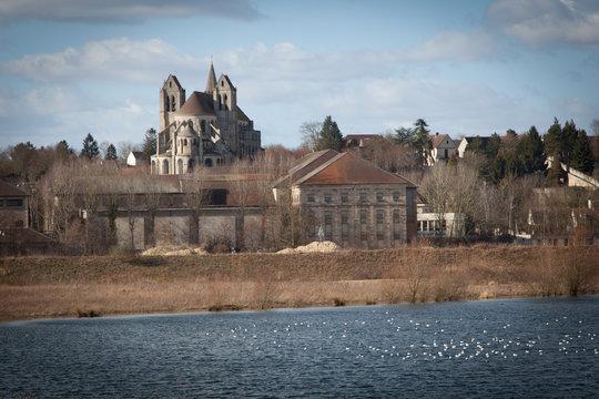 Abbatiale de Saint Leu d'Esserent