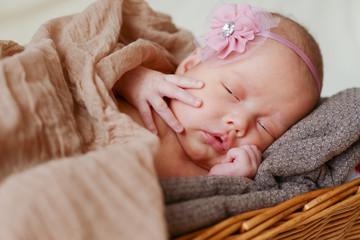 sweet dreams of  baby