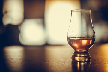 Glencairn whisky glass Fototapete
