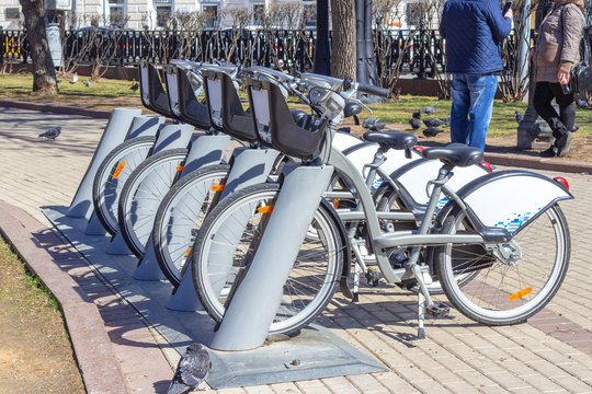 Automatic Bicycle Parking