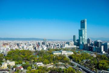 大阪 都市景観