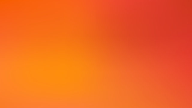 Orange PowerPoint Slide Background Vector Image