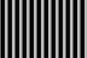 Dynamic digital seamless black and white vertical stripes lines unique pattern, creative abstract...