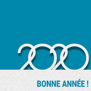 2020 - bonne année 2020