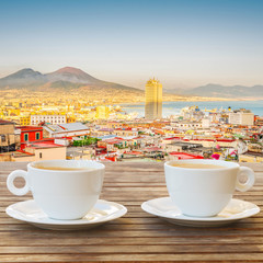 coffee for two in Naples