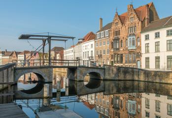 Fototapeten Brugge Brugge