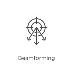 Search photos beamforming