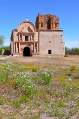 Tumacácori Mission in Southern Arizona