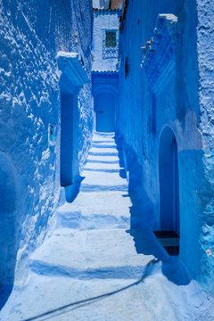 Chefchaouen, Morocco Blue City