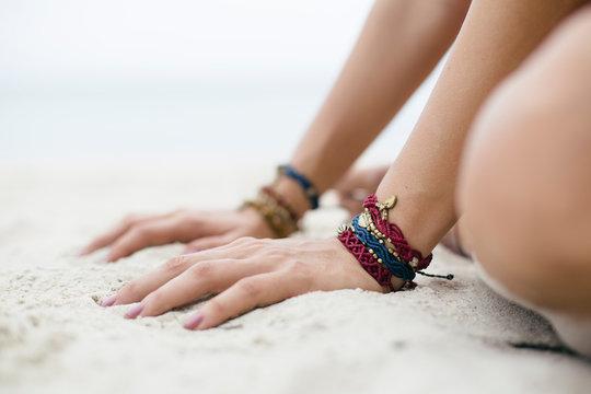 Macrome Bracelets