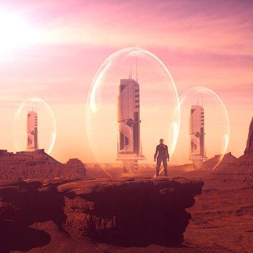intergalatic colonization