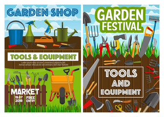 Gardening tools, agriculture farming equipment