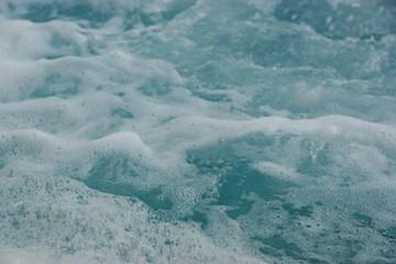 Wasser im Whirlpool