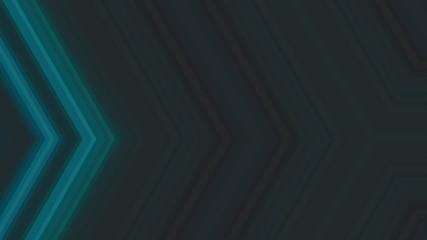 abstract black, teal background. geometric arrow illustration for banner, digital printing, postcards or wallpaper concept design.