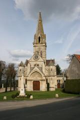 Eglise Saint-Etienne de Mouchy-le-Châtel