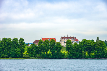 Schloss Kirchberg, Immenstaad at Lake Constance, Germany