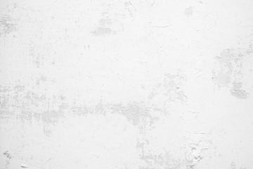 White Peeling Paint on Sack Wallpaper Background.