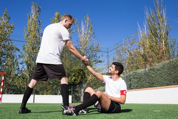 Campo de Futbol 2; Jose Futbol;Yuri Futbol